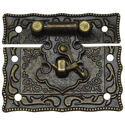 FabScraps Embellishments Brass, Fancy Catch