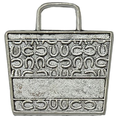 FabScraps Embellishments Silver, Beach Bag