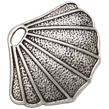 FabScraps Embellishments Silver, Shell
