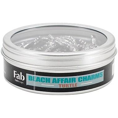 FabScraps Embellishments Silver, Turtle