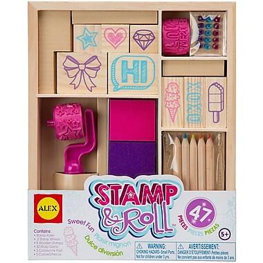 Alex Toys Stamp & Roll Sweet Fun Kit