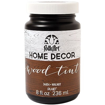 FolkArt Home Decor Wood Tint, Walnut