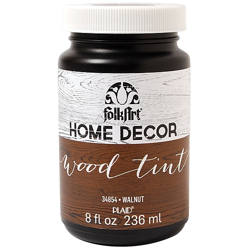 FolkArt Home Decor Wood Tint, Walnut