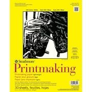 Strathmore Pro-Art 14 x 11 inch Printmaking Paper Pad