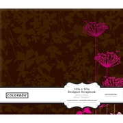 Colorbok Post Bound Album 12 x 12 inch, Memories