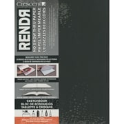 RENDR No Show Thru Lay Flat Sketch Book