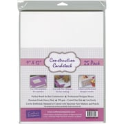 Crafter's Companion Construction Cardstock White