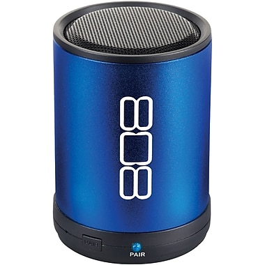 808™ Canz Bluetooth Wireless Speaker, 2W, Blue
