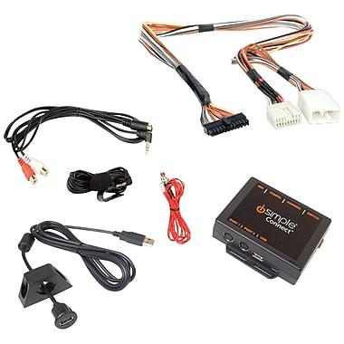Isimple® Droid™ Factory Radio Interface Kit ISHD651 for iPod/iPhone/iPad in 2003-11 Honda Vehicles
