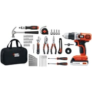 Black & Decker™ 20 V Maximum Lithium Drill Project Kit