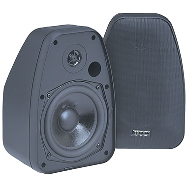 BIC America ?Haut-parleurs Venturi Adatto à 2 voies de 5 1/4 po pour l?intérieur ou l?extérieur, 125 W