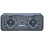 "BIC America™ Venturi 5 1/4"" 2-Way Center Channel Speaker, 125 W, Black"