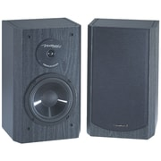 "BIC America Venturi 6 1/2"" 2-Way Bookshelf Speaker, 175 W, Black"