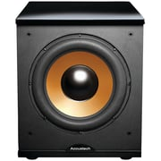 "BIC America™ Acoustech H-100II 12"" 500 W Frontfiring Powered Subwoofer with Black Lacquer Top"