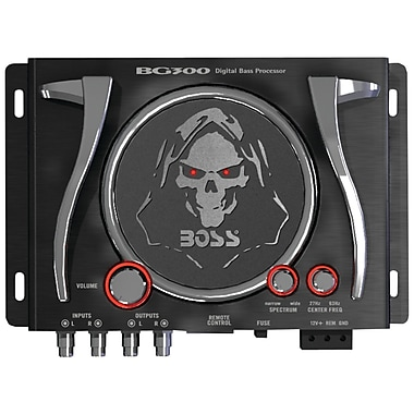 Boss® BG300 RemoteBass Generator With Remote Subwoofer Control