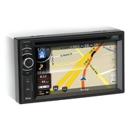 """Boss® BV9386NV Double-DIN In-Dash DVD Receiver With Navigation, 6.2"""""""