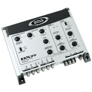 Boss® 3-Way Pre-Amp Electronic Crossover With Remote Subwoofer Control