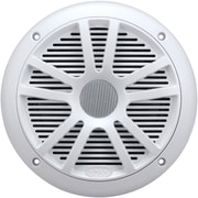 "Boss® MR6 6 1/2"" Dual-Cone Marine Full-Range Speaker, 180 W, White"