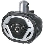 """Boss 6"""" x 9"""" 4-Way Marine Wake Tower Speaker, 550W, Black (BOSMRWT69)"""