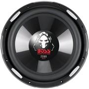 "Boss Phantom Series 12"" 2300 W Dual Voice-Coil Subwoofer (BOSP126DVC)"