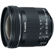 Canon® 9519B002 EFS 10 - 18mm F/4.5- 5.6 IS STM Camera Lens