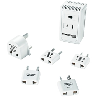 Travel Smart by Conair 1875W High/Low Converter And Adapter Set (CNRTS1875CKN)
