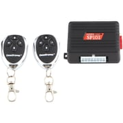 Crimestopper SecurityPlus 1 Way Alarm/Keyless-Entry System, Black