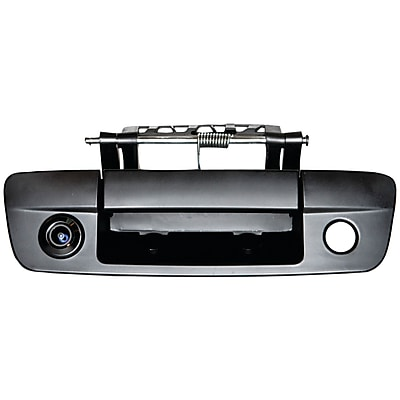 CrimeStopper SecurView SV-6834.CHR Tailgate-Handle CMOS Camera For Dodge Ram 1500 1591854