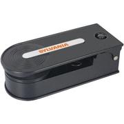 Sylvania USB Turntable Record Player with PC Encoding, Black