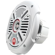 "Db Drive™ Okur® Amphibious 6.5""  2-Way Coaxial Speaker, 250 W, White"