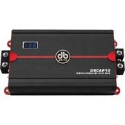 Db Drive® Okur® Amp-Style Digital Capacitor, 10-Farad, Black
