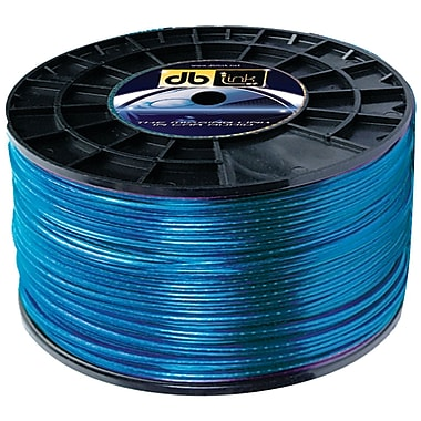 Db Link™ Speaker Wire, 12 Gauge, 250', Blue