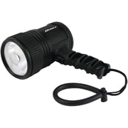 Dorcy LED Zoom Focus Spotlight, 500 Lumens, Black