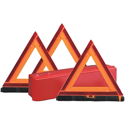 Sate-Lite Early-Warning Triangle Triple Kit