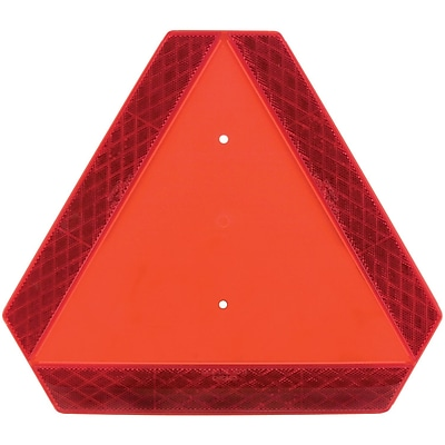 Sate-Lite Slow-Moving Vehicle Triangle, 14