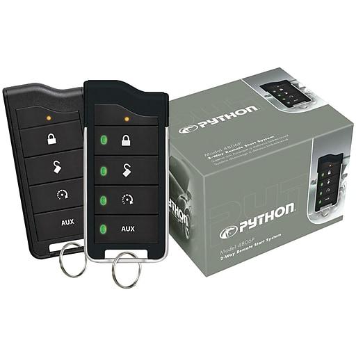 Python® 1 Mile Range 2-Way LED Remote-Start System