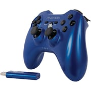 DreamGEAR® DGPS3-3849 Phenom Wireless Gaming Controller, PlayStation® 3, Blue