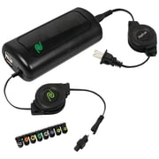 ReTrak® 90 W Retractable Universal Charger For Notebook