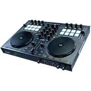 Gemini® 2-Channel Virtual DJ Controller, Black