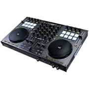 Gemini® 4-Channel Virtual DJ Controller, Black