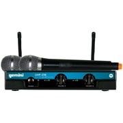 Gemini® UHF-216M Dual-Channel Wireless Handheld Microphone System