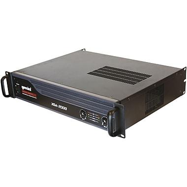 Gemini® Professional Power Amplifier, 2000 W