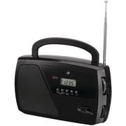 GPX AM/FM Portable Shortwave Radio, Black (GPXR633B)