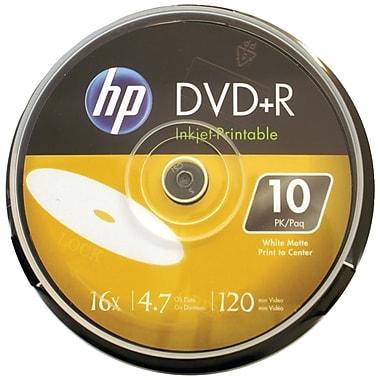 HP DR16WIJH010CB 4.7GB 16x Printable DVD+Rs