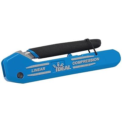 IDEAL® LinearX3 F/BNC/RCA Compression Tool