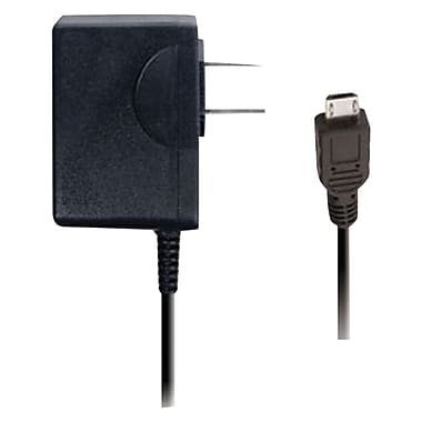 iessentials® Micro Travel Charger Black for Micro USB Phones