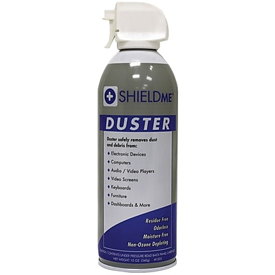Shieldme® Air Duster With Bitterant, 10 oz.
