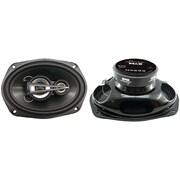 "Lanzar® MAX Series 6"" x 9"" 3 Way Triaxial Speaker, 600 W"