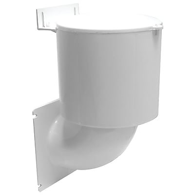 Lambro® Dryer-Vent Seal, White, 4