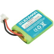 Lenmar® Replacement Battery For Plantronics CS540 Headset, 120 mAh